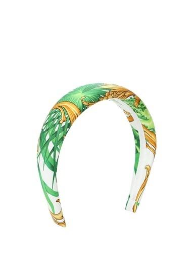 Versace Taç Yeşil
